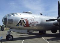 42-65281 - Boeing B-29 Superfortress at the Travis Air Museum, Travis AFB Fairfield CA - by Ingo Warnecke