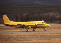 C-GPTA @ CYXY - Taking off from Whitehorse, bound for Yellowknife. - by Murray Lundberg