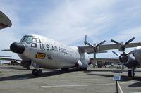 N199AB - Douglas C-133A Cargomaster at the Travis Air Museum, Travis AFB Fairfield CA