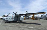 51-7254 - Grumman SA-16B Albatross at the Travis Air Museum, Travis AFB Fairfield CA