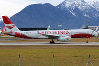 RA-64043 @ SZG - Red Wings - by Chris Jilli