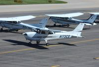 N173CS @ KOSU - Cessna 172R - by Mark Pasqualino