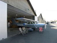 N46615 @ SZP - 1968 Cessna 172K SKYHAWK, Lycoming O-320-E2D 150 Hp - by Doug Robertson