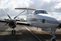 3B-SKY - Beechcraft B.200 GTO Super King-Air with full Raisbeck EPIC Platinum & BLR Winglets @ FIMP (Mauritius) - by Pierre-Yves ESTRADE