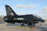XX199 @ LMML - Hawk XX199 RAF - by Raymond Zammit