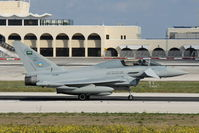 1011 @ LMML - Eurofighter Typhoon EF2000 T3 ZK388(1011)