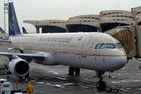 HZ-AST @ OERK - A321 at riyadh ,, getting ready to fly to Dammam - by Odai Ayyad