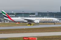 A6-ECQ @ EDDF - 2009 Boeing 777-36H(ER) - by Jerzy Maciaszek