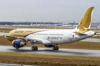 A9C-AM @ EDDF - 2011 Airbus A320-214, - by Jerzy Maciaszek