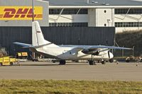 RA-26101 @ EGNX - Antonov An-26B, c/n: 11908 operating a Pskovavia cargo flight into East Midlands