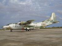 B-852L @ LMML - Shaanxi Y8 B-852L Venezuela Air Force - by Raymond Zammit