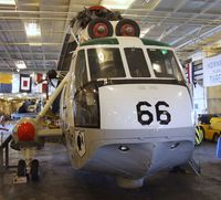 148999 - Sikorsky UH-3H Sea King  (still in the markings used for the movie Apollo 13) at the USS Hornet Museum, Alameda CA - by Ingo Warnecke