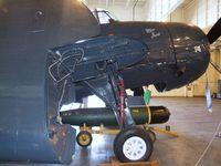 69375 - Grumman (General Motors) TBM-3 Avenger at the USS Hornet Museum, Alameda CA