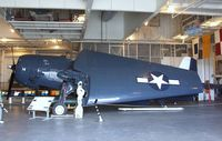69375 - Grumman (General Motors) TBM-3 Avenger at the USS Hornet Museum, Alameda CA - by Ingo Warnecke