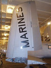 132057 - North American FJ-2 Fury at the USS Hornet Museum, Alameda CA