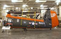 124915 - Piasecki HUP-1 Retriever at the USS Hornet Museum, Alameda CA - by Ingo Warnecke