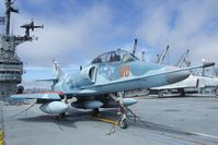 158137 - Douglas TA-4J Skyhawk at the USS Hornet Museum, Alameda CA