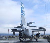 160599 - Lockheed S-3B Viking at the USS Hornet Museum, Alameda CA
