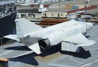 153879 - McDonnell Douglas F-4S Phantom II, being restored at the USS Hornet Museum, Alameda CA