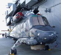 N8059T - Kaman SH-2F Seasprite at the USS Hornet Museum, Alameda CA
