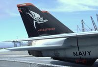 162689 - Grumman F-14A Tomcat at the USS Hornet Museum, Alameda CA
