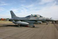 FB-21 @ LFRH - Belgian Air Force General Dynamics F-16BM Falcon, Lann Bihoué Naval Air Base (LFRH-LRT) Open day 2012. - by Yves-Q