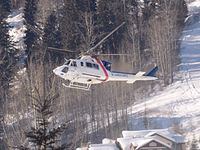 C-FCCK - Medevac from Sun Peaks, BC - by ccwilber