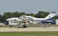 N310WS @ KOSH - Airventure 2013