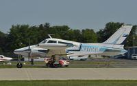 N310AW @ KOSH - Airventure 2013