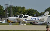 N376CD @ KOSH - Airventure 2013