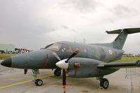 070 @ LFOA - Embraer EMB-121AN Xingu, Static display, Avord Air Base 702 (LFOA) open day 2012 - by Yves-Q