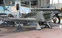 LF658 - Hawker Hurricane IIC - by Mark Pasqualino