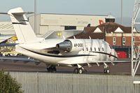 AP-DOD @ EGGW - 1999 Canadair CL-600-2B16, c/n: 5422 - a recent addition to the Pakistan Register  EX G-MPSP, G-MPCW/G-JMMD/D-ADNE - by Terry Fletcher