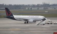 OO-SSW @ EBBR - Airbus A319