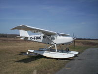 C-FICG - C-FICG in Gatineau airport - by B.Malouin