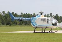 N6331Z @ 82J - N6331Z Bo105 at Ferguson, Pensacola FL - by Pete Hughes