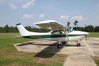 N1260M @ 82J - N1260M Cessna 182 at Ferguson, Pensacola, FL - by Pete Hughes