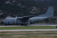 R96 @ LFKC - Take off