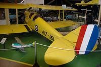 A17-161 @ N.A. - Tiger Moth trainer of the RAAF in the RAAFA Aviation Heritage Museum in Bull Creek, Perth, Western Australia. - by Henk van Capelle