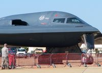 88-0331 @ BAD - At Barksdale Air Force Base. - by paulp