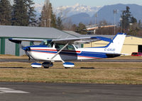 C-GXUD @ CYNJ - Ready to depart on a beautiful clear BC day - by Guy Pambrun