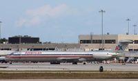 N9406W @ KPBI - MD-83 - by Mark Pasqualino