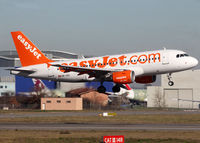 HB-JZU @ LFBO - Landing rwy 14R without 'The web's favorite airline' titles - by Shunn311