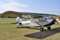 D-EUUU - biplane fly-in - by Volker Hilpert