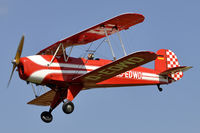 D-EDWD - biplane fly-in - by Volker Hilpert