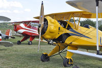 D-EIIV - biplane fly-in - by Volker Hilpert