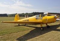 D-EEXE - biplane-fly-in - by Volker Hilpert