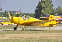 D-EEXE - biplane fly-in - by Volker Hilpert