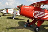 D-EFJR - biplane fly-in - by Volker Hilpert