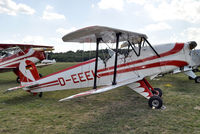 D-EEEK - biplane fly-in - by Volker Hilpert